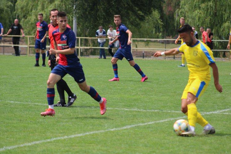 Három gólt lőtt a Szpari az edzőmeccsen - A Kazincbarcika volt a vendég