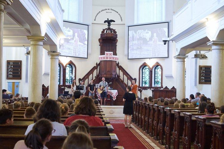 5+1 napos bibliai klub a Nyíregyháza-Városi Református Egyházközségben