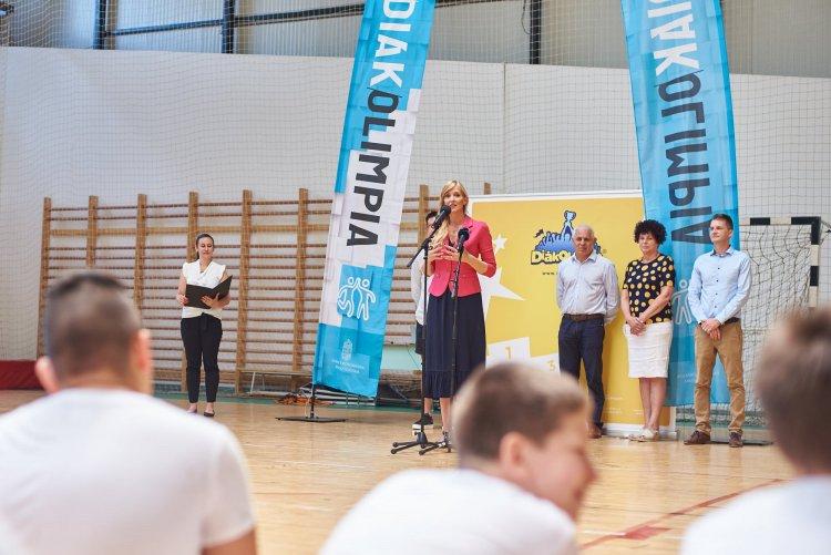 Diákolimpia Tábor – 10 héten át, 60 helyszínen, 2000 gyerek vehet részt sporttáborban