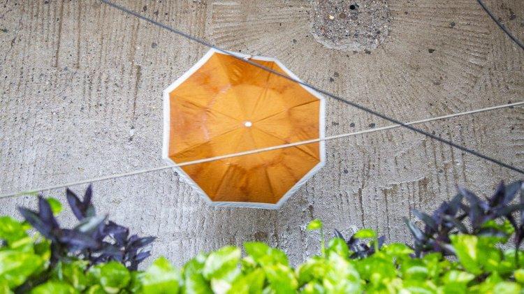 Semmikképp nem hagyhatjuk otthon az esernyőt