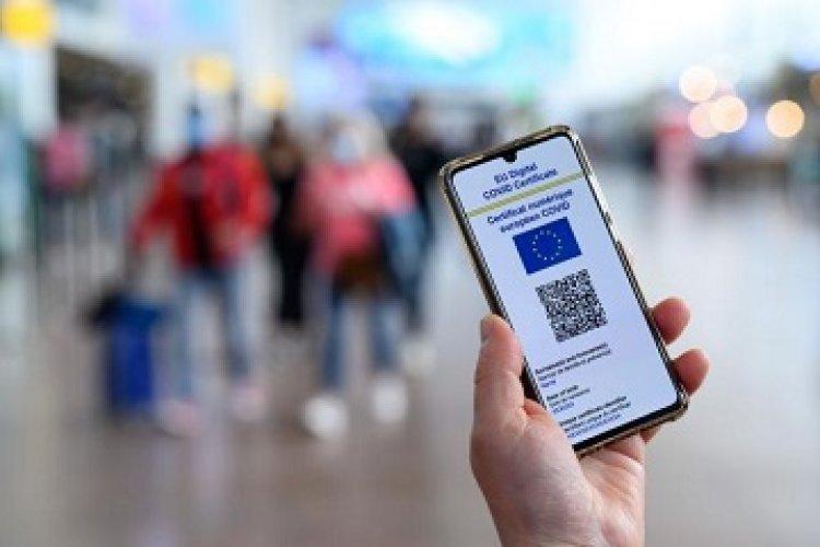 Tájékoztató az uniós oltási igazolásról