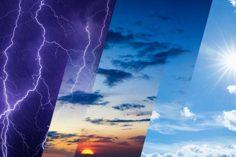 Kettészakad az ország: egyik felében napsütés, a másikban eső várható
