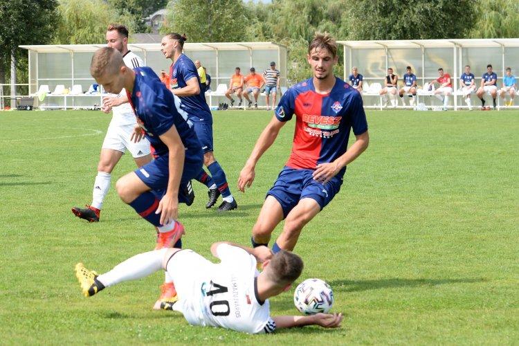 Győzelem az újabb edzőmeccsen - A Balmazújvárost fogadta a Szpari