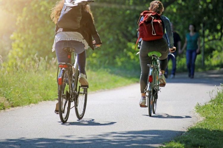 Debrecenből is érkeztek a nyíregyházi kerékpártúrára! Augusztusban folytatás