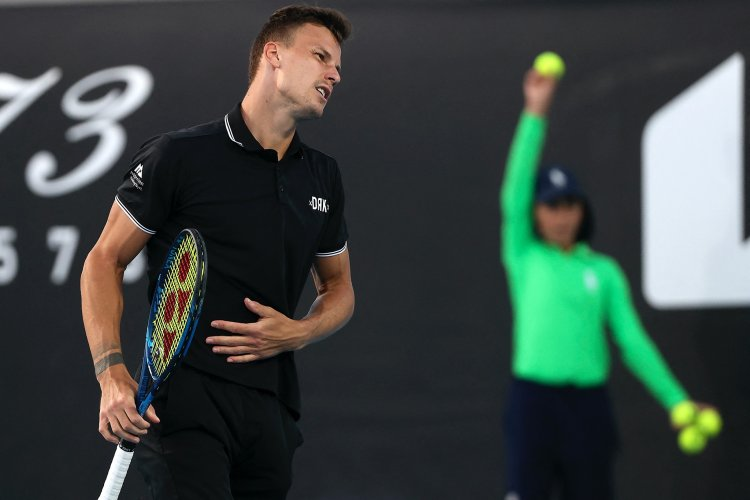 Fucsovics Márton visszalépett az olimpián - Megsérült a nyíregyházi teniszező