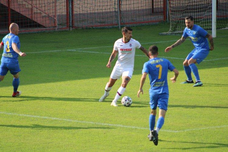 Hat gól a főpróbán - Jó játékkal nyert a Szpari a Sényő ellen