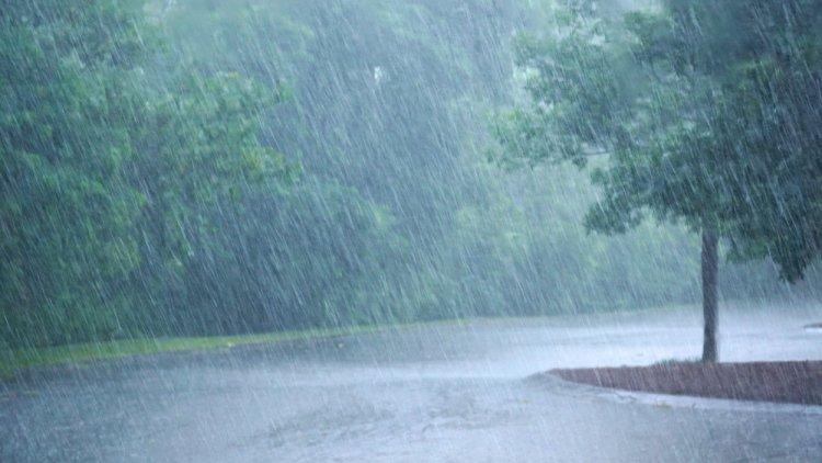 Többször is eleredhet az eső az ország egyes részein