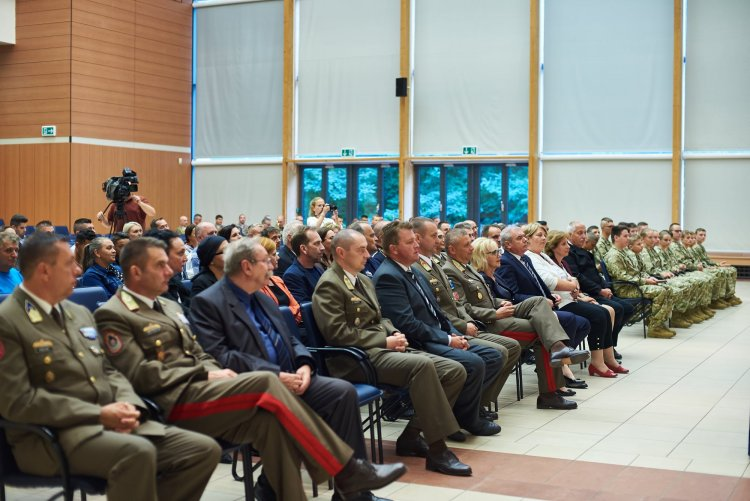Tanévkezdés a honvéd kollégiumban – Nyíregyháza hamarosan újra katonaváros lesz