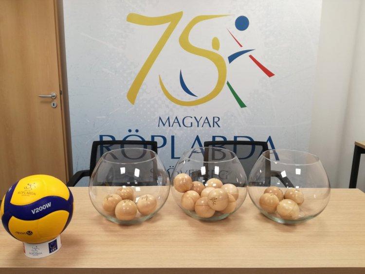 Sorsoltak a női röplabda Magyar Kupában - A Fatum címvédőként indul