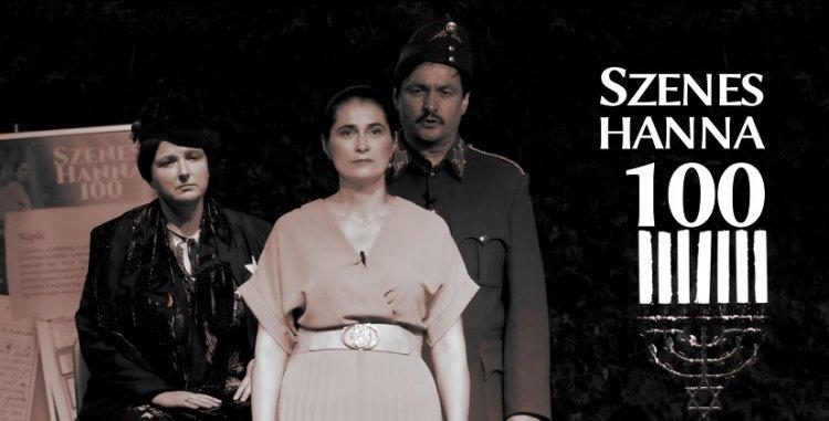 Percek Tánca - Zenés játék Szenes Hanna életéről a Hepicentrumban