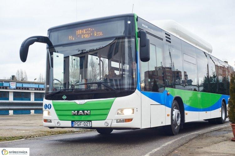 Gördülékeny volt az átállás – Egy hete lépett érvénybe az új buszmenetrend Nyíregyházán