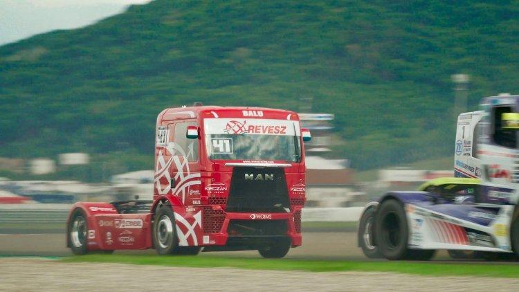Az élről várhatja a hétvégét Kiss Norbert - a Révész Racing pilótája vezeti az EB-t