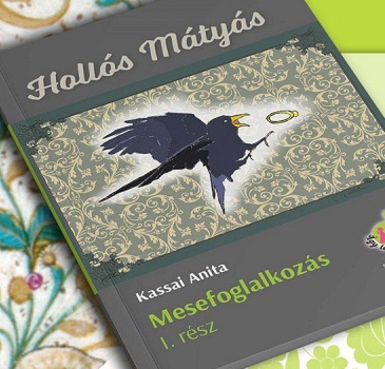 Kassai Anita: Hollós Mátyás - kötetbemutató a Móricz Zsigmond könyvtárban