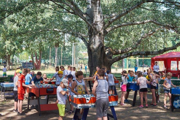 Sikeres volt a táboroztatás – 1800 diáknak biztosított lehetőséget az önkormányzat