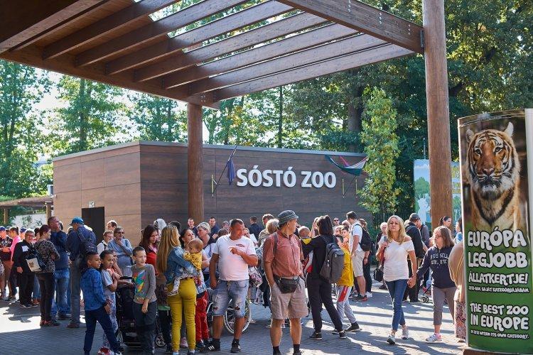 Családi napot rendezett az ÉFOÉSZ – Kétezren látogattak el közösen az állatparkba