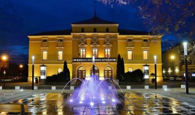 A Móricz Zsigmond Színház is csatlakozott a Kulturális Örökség Napjaihoz