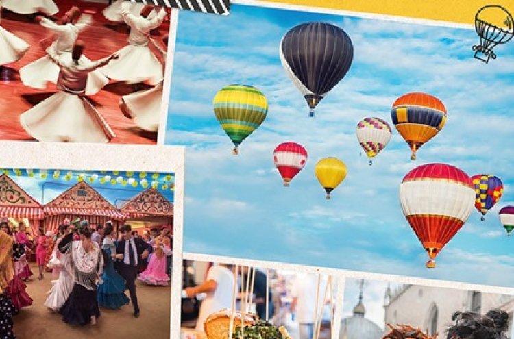 Bakancslista: Európai kulturális fesztiválok - Balogh Boglárka könyvbemutatója