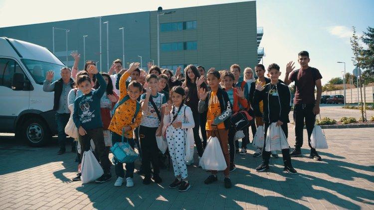 Nevelt gyermekeknek szervezett kirándulást a Baptista Tevékeny Szeretet Misszió Alapítvány