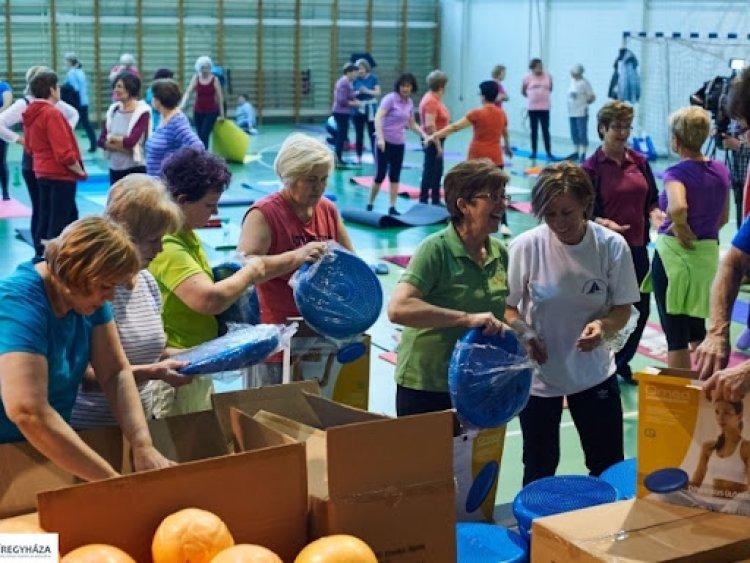 Újra mozdulhat Nyíregyháza! – Szeptember 20-án startol az ingyenes mozgásprogram-sorozat