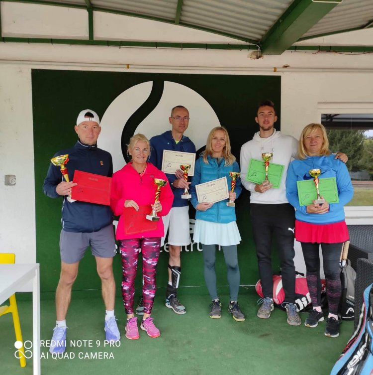 Jeszi Emléktorna - Idén is tenisszel emlékeztek a sportemberre