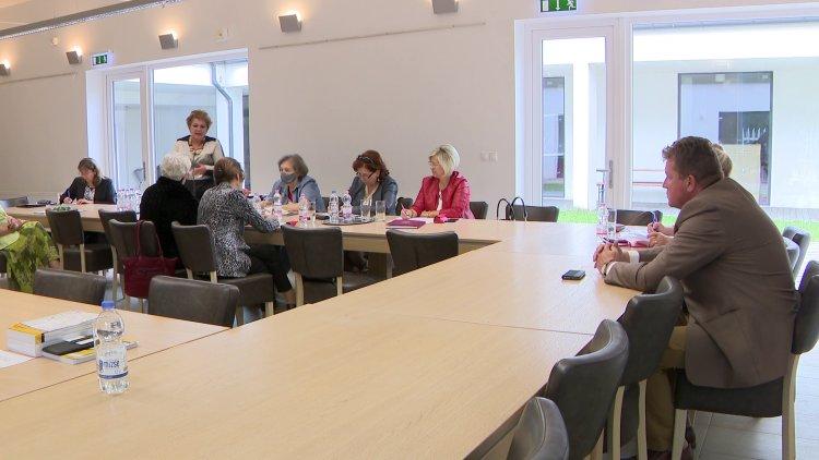 Élménynap – Az Idősek Világnapja témában ülésezett az Idősügyi Tanács