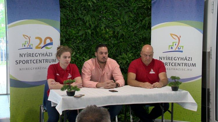 Olimpikon, ifjúsági Európa-bajnok úszó igazolt a Nyíregyházi Sportcentrumhoz