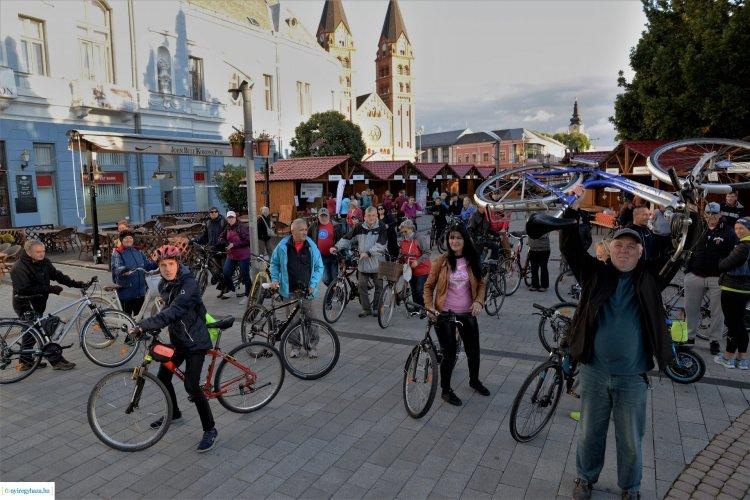 Európai Mobilitási Hét – Autómentes napot tartottak Nyíregyházán