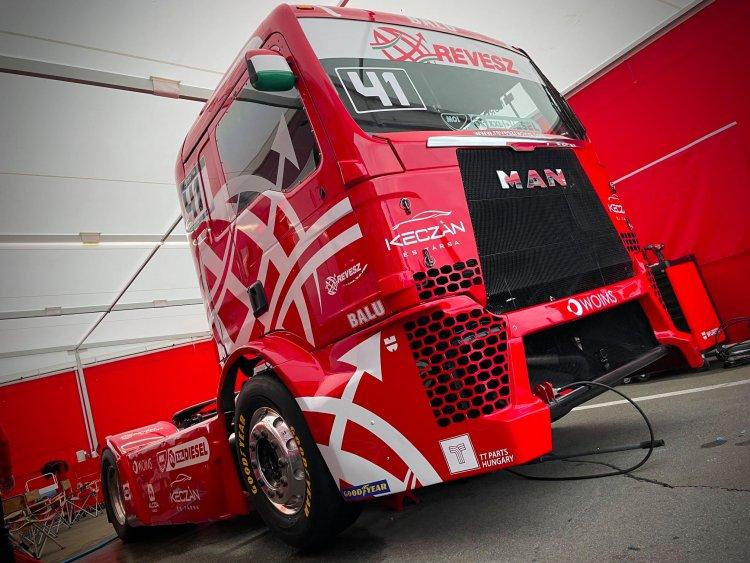 Irány Le Mans - A hétvégén Franciaországban folytatódik a kamion Európa-bajnokság