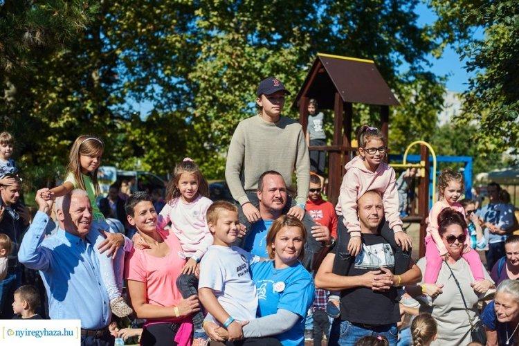 Gyereket a magasba! – Nyíregyháza is csatlakozott az országos akcióhoz szombaton