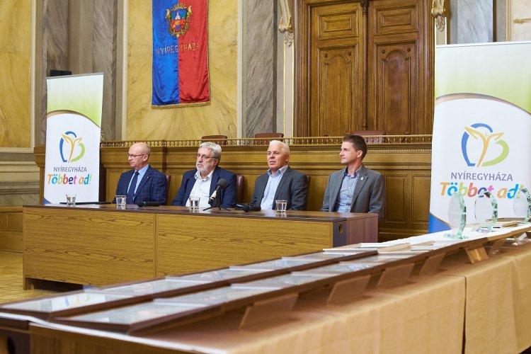 Ismét a Marketing Fővárosa lett Nyíregyháza – 20 díjat nyert a város