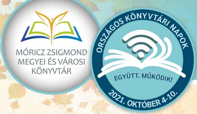 Országos Könyvtári Napok - Nyíregyházán is színes programsorozattal várják az olvasókat