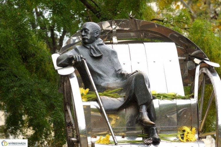 Krúdy nap Nyíregyházán - Városunk híres szülöttére emlékezünk