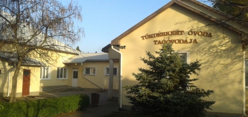 Tündérkert Keleti Óvoda Koszorú úti Telephelye